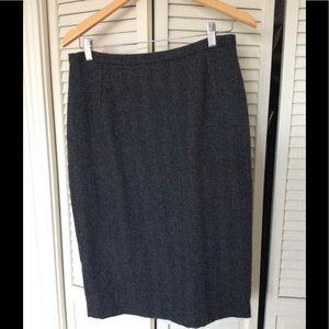 Dolce & Gabbana Alpaca Skirt